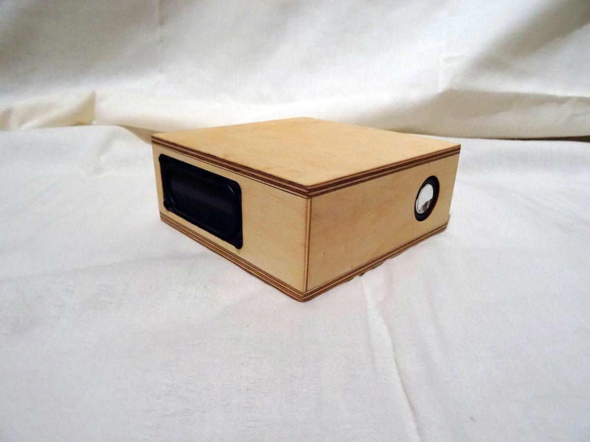 Miniatur Lautsprecher Piccolito